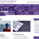 Top of UW CoE Our Stories page